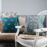Almofadas de cadeira de pátio quadradas impressas 18X18 polegadas para sofá