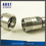 Tirada recta de la asta de la máquina del CNC del sostenedor de herramienta de los cenadores C20-Er20m-150 del CNC