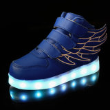 2016 New Style Fashion Cute Luminous LED Shoes Kids