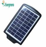 Tous dans une lumière solaire Integrated de stationnement de jardin de rue de DEL
