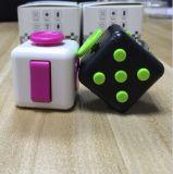 Для снятия стресса шесть Сторон пластиковые Magic Cube Fidget для продажи