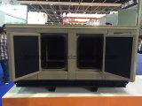 Generatore diesel silenzioso eccellente a tre fasi di potere principale approvato 100kw/125kVA del Ce