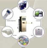 FCC &CE를 가진 내화성이 있는 호텔 RFID 카드 자물쇠