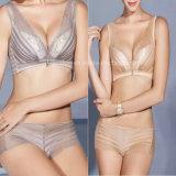 Het Sexy Ondergoed van uitstekende kwaliteit van het Damesslipje van de Bustehouder van Bodysulpting Diepe V van de Bustehouder