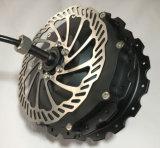 Колесо мотора эпицентра деятельности мотора электрического автомобиля безщеточное