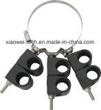 Коаксиальный кабель высокого качества дуги зажима наклонной камеры