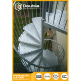 Escalera espiral al aire libre moderna/escalera Maunfactuers
