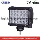 6.5inch barre d'éclairage LED du CREE DEL 4row pour le véhicule 4X4 tous terrains (GT3401-72W)