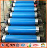 Bobine en aluminium différente de couleur et de couleur de la taille AA1100&3003 H16/H18 PE/PVDF