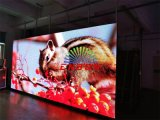P6 HD Enbon Outdor a todo color de vídeo LED panel de visualización (27777 píxeles/m2)
