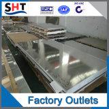 Feuille d'acier inoxydable d'ASTM de qualité