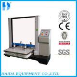 波形のパッケージの圧縮の強度テスト装置