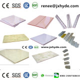 панель PVC доски потолка PVC 250*7mm*3950mm (RN-191)