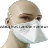 Tipo automático máscara del barco que hace la máquina