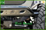 voor Jeep Wrangler 2 ZijStaaf van de Stap van de Spin van het Vergift van de Deur de Zij