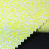 Tela cómoda de gama alta de la buena calidad del telar jacquar del Spandex de la manera
