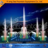 Fontaine de flottement de créateur de lac professionnel design avec le gicleur 3D