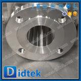De Kogelklep van de Manier van het Roestvrij staal van de Einden van de Flens van Didtek CF8m 4 Voor Raffinaderij