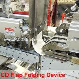 Автоматическая 4/6 угловойых коробок складывая и клея машину (WO-1050PC-R)