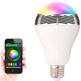 6W RGB LED Bombilla Bluetooth Smart Iluminación
