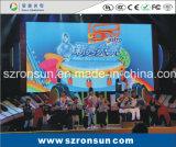 P3mm 576X576mm Aluminiumdruckgießenschrank Innen-LED-Bildschirmanzeige