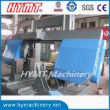 A GW42130 banda horizontal pesada máquina de cisalhamento de corte de serra