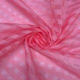 15D*20d Plaid tejido Jacquard de monofilamento de prendas de vestir para el exterior