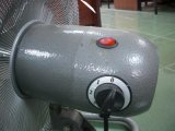 Metallelektrischer Ventilator