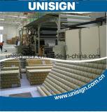 Unisign水証拠の構築の日除けの防水シート35m PVCストリップの塀