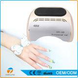 Aprovisionamento de fábrica de preço competitivo esmalte de unha Quick Dry Secador Salon a máquina