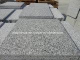 Chine Fournisseur G640 Granite Pierre naturelle pour escalier Étapes / dalles / carreaux / comptoir