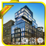 Panel de cristal templado de 12mm escaleras con certificado CE
