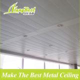 20 años de garantía suspendido del techo de metal decorativos para techos de hoja