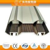 Aluminium Uitgedreven Profiel voor Kabinet met Verschillende Oppervlaktebehandeling