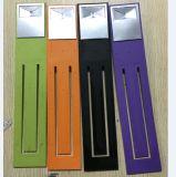 Подарки новизны портативных Clip-on Bookmarks светильника Bookmark освещения СИД книги электронных светлые читая света ночи