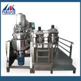 Emulsificante de mistura de homogeneização a vácuo de venda a quente Máquina de fabricação de geléia de petróleo