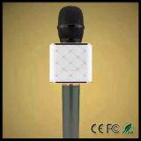 Telefone móvel Celular Bluetooth Wireless Karaoke Microfone transmissor alto-falante