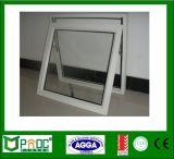 Matériau de construction à simple vitrage Aluminium Profile Top Hung Windows