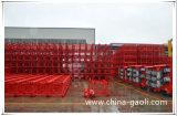 200m aufbauende Höhenruder-Baustelle-Aufzug-Aufbau-Hebevorrichtung
