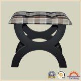직물 상단 홈 가구 침실 가구를 가진 거실 가구 나무로 되는 발판