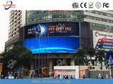 Visualizzazione di LED che fa pubblicità al modulo esterno