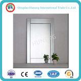 vetro ambientale d'argento senza piombo di rame dello specchio di 6mm