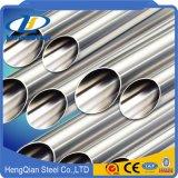 SUS 201 304 316 tubos de acero inoxidable decorativa de acero sin costura