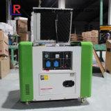 электрический генератор силы 498cc 7kw тепловозный