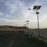 30W 36W 60W 80W Lampe solaire pour éclairage de rue