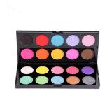 Maquiagem de cor romântica Shinning Eye Shadow Paleta de 20 cores Mixed Glitter Matte