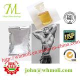 Acetato sin procesar de la testosterona del polvo de la hormona más fuerte para el edificio del músculo