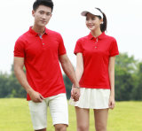 95% ALGODÃO 5% Spandex 180gsm Custom Polo shirts polo T Shirt camisa Polo (OEM)