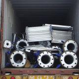 35kv Stahlpole Aufsatz mit Zink-Beschichtung