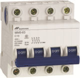 Mini corta-circuito (MM5-63-4P)